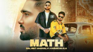 Math daljeet chahal